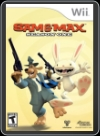 WII - SAM & MAX: SEASON ONE