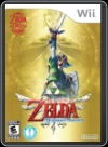 WII - The Legend of Zelda: Skyward Sword