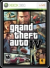 XBOX360 - GRAND THEFT AUTO IV (GTA IV)