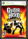 XBOX360 - GUITAR HERO: WORLD TOUR