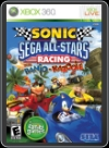 XBOX360 - Sonic & Sega All-Stars Racing
