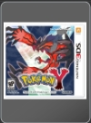 3DS - POKEMON Y