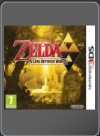 3DS - The Legend of Zelda: A Link Between Worlds