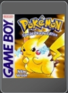 GB - POKEMON AMARILLO