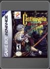 GBA - CASTLEVANIA: CIRCLE MOON