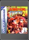 GBA - DONKEY KONG COUNTRY 2
