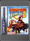 GBA - DONKEY KONG COUNTRY 3