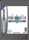 GBA - FINAL FANTASY I-II: DAWN OF SOULS