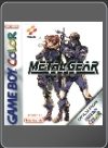 GBC - METAL GEAR: GHOST BABEL