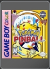 GBC - POKEMON PINBALL