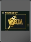 N64 - The legenz of Zelda: Ocarina of time