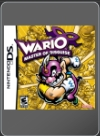 NDS - WARIO MASTER OF DISGUISE