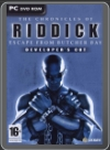 PC - THE CHRONICLES OF RIDDICK: ESCAPE FROM BUTCHERS BAY