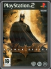 PS2 - BATMAN BEGINS