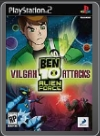 PS2 - BEN 10: ALIEN FORCE VILGAX ATTACKS