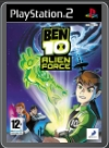 PS2 - BEN 10: ALIEN FORCE