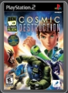 PS2 - BEN 10 ULTIMATE ALIEN COSMIC DESTRUCTION