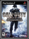 PS2 - CALL OF DUTY : WORLD AT WAR