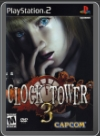 PS2 - CLOCK TOWER 3
