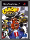 PS2 - CRASH BANDICOOT: NITRO KART