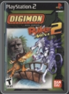 PS2 - DIGIMON RUMBLE ARENA 2