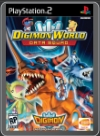 PS2 - Digimon World Data Squad