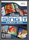 PS2 - DISNEY SING IT: PARTY HITS