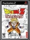PS2 - Dragon ball z Sagas