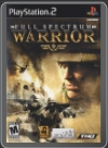 PS2 - FULL SPECTRUM WARRIOR