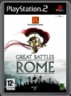PS2 - GREAT BATTLES OF ROME