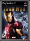 PS2 - IRON MAN