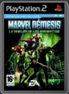PS2 - MARVEL NEMESIS: LA REBELION DE LOS IMPERFECTOS