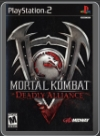 PS2 - Mortal Kombat Deadly Alliance