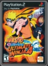 PS2 - NARUTO SHIPPUDEN: ULTIMATE NINJA 4