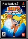 PS2 - NARUTO UZUMAKI CHRONICLES 2