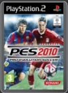 PS2 - PRO EVOLUTION SOCCER 2010