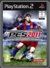 PS2 - PRO EVOLUTION SOCCER 2011
