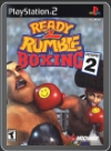 PS2 - READY2 RUMBLE BOXING 2 ROUND