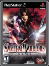 PS2 - SAMURAI WARRIORS