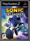 PS2 - SONIC UNLEASHED