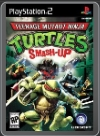 PS2 - TEENAGE MUTANT NINJA TURTLES: SMASH UP