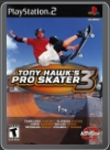 PS2 - TONY HAWK S PRO SKATER 3