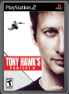 PS2 - TONY HAWKS PROJECT 8