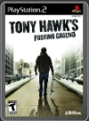 PS2 - TONY HAWKS PROVING GROUND
