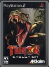PS2 - TUROK EVOLUTION