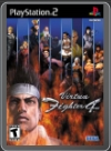 PS2 - VIRTUA FIGHTR 4