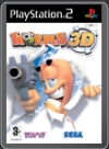 PS2 - WORMS 3D