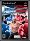 PS2 - WWE SMACKDOWN! VS. RAW 2007