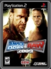 PS2 - WWE SMACKDOWN! VS. RAW 2009