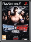 PS2 - WWE SMACKDOWN! VS. RAW 2010